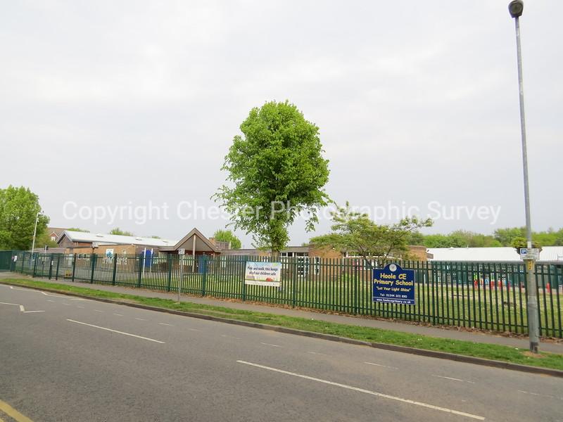 Hoole C of E Primary School: Hoole Lane: Hoole