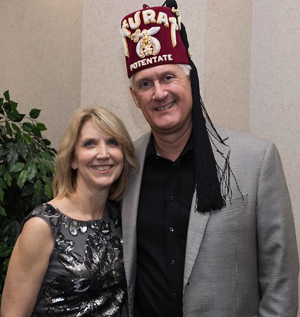 2019 Potentate and Divan Installation