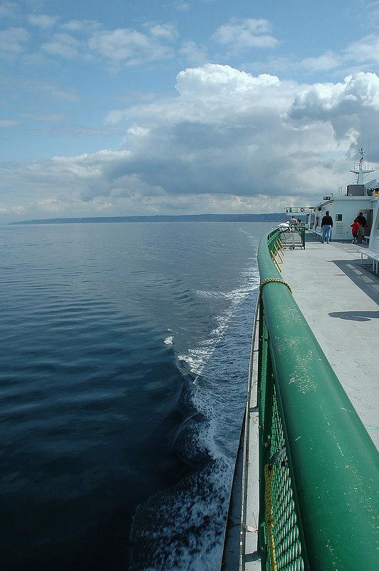 Edmonds Kingstion ferry