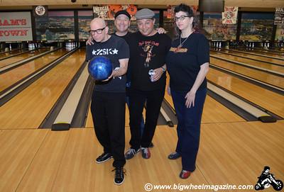 KXLU Stray Pop - Punk Rock Bowling 2012 Team Photos - Squad 2 - Sam's Town - Las Vegas, NV - May 26, 2012