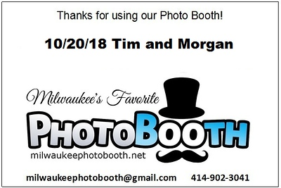 10/20/18 Tim and Morgan