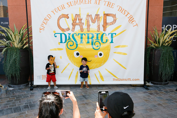 The District at Tustin Legacy - Safari Summer Camp - July 18, 2018