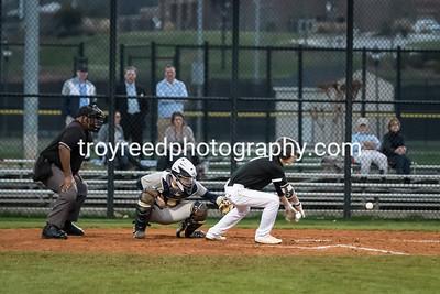 YCHS Varsity Baseball  (Scrimmage)