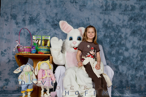 2011 Easter Bunny Portraits