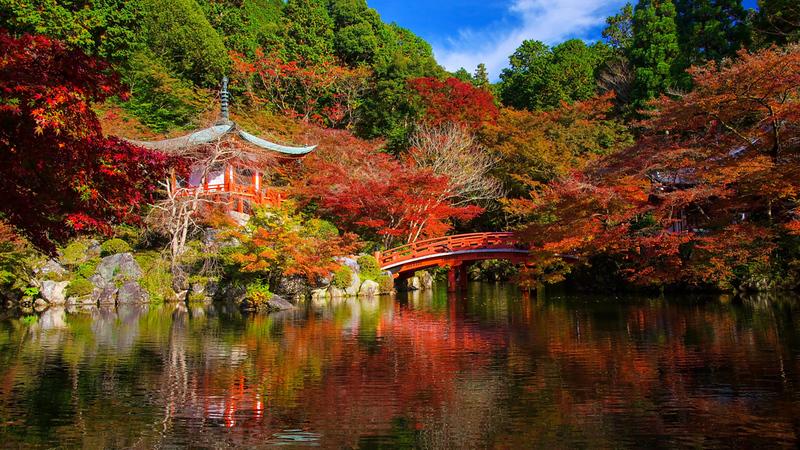 Daigoji or Daigi-ji Benten-do Temple