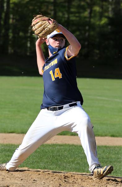 Littleton vs Gardner baseball 051321