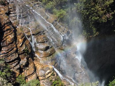 Charles Darwin Walk , Wentworth Falls , NSW - Australia