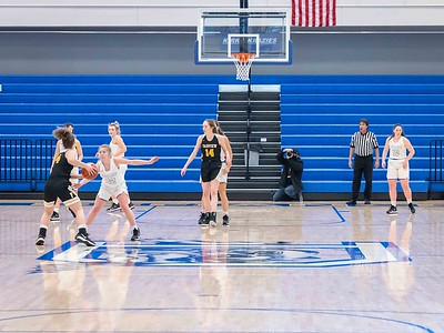 DHS Girls Basketball 01-23-2021