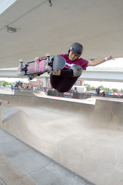 Road to X Games at Rhodes Park, Boise, Idaho.
