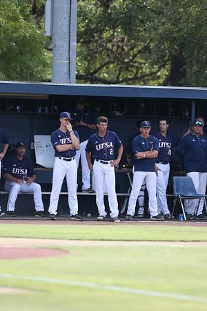 Josh Lamb UTSA Roadrunners Baseball