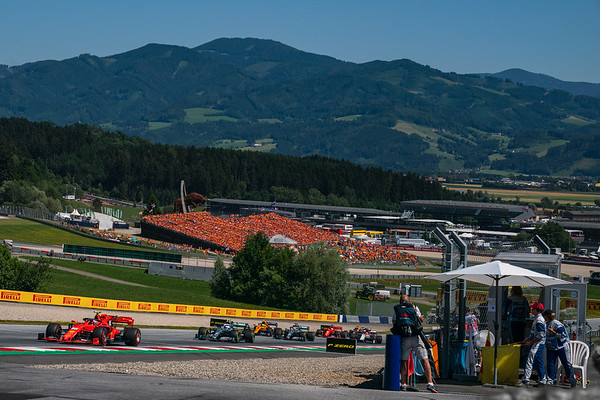 Race, Austria, Red Bull Ring