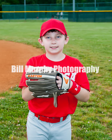 2016 9-10 Baseball Red Team, May 24, 2016