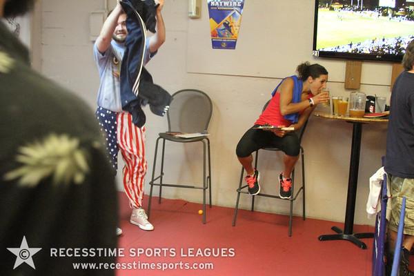 Fall Ping Pong 2012 Team/Action Shots