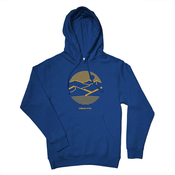 Organ Mountain Outfitters - Outdoor Apparel - Hooded Pullover - Get Out There Hoodie - Royal.jpg