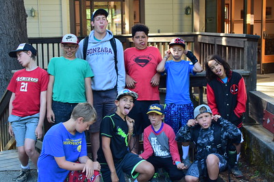 Session 2 Cabin Photos 2017
