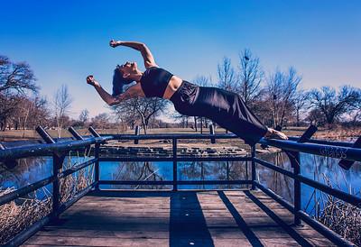Levitation Nicole