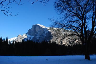 White Yosemite, 12.25.2009
