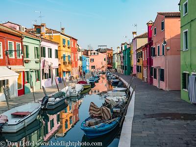 Italy Venice Islands