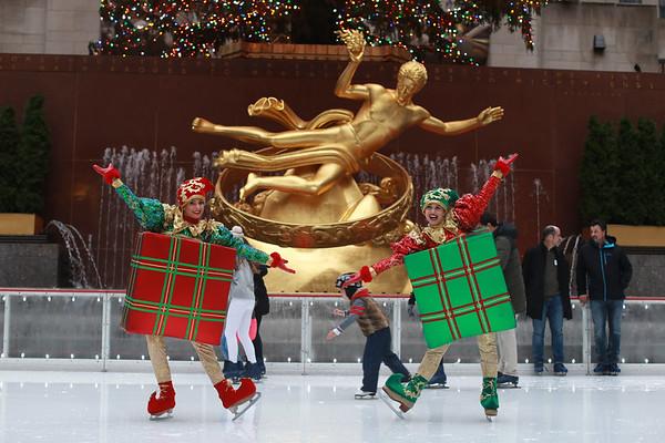YPO Manhattan-Xmas Party Rockefeller Center