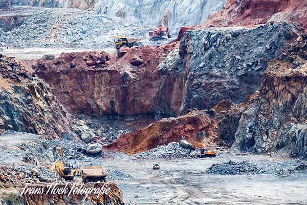 Rio Tinto Mining Area