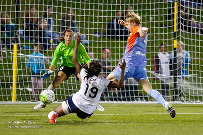 Washington Spirit v Houston Dash (14 May 2016)