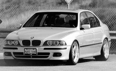BMW 540 M-Sport
