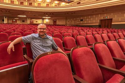 San Fransisco Opera House  - Principal Persons