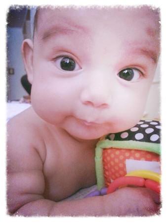 Baby Valentina 2014