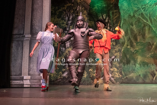 Wizard of Oz (Hastleons) 2018