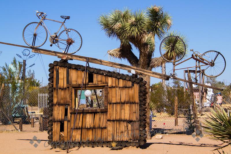 Where Did I Put My Bike?