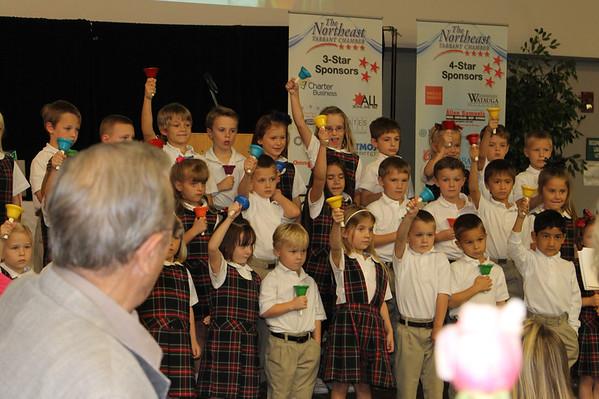 Kindergarten Handbells 2012-10-18