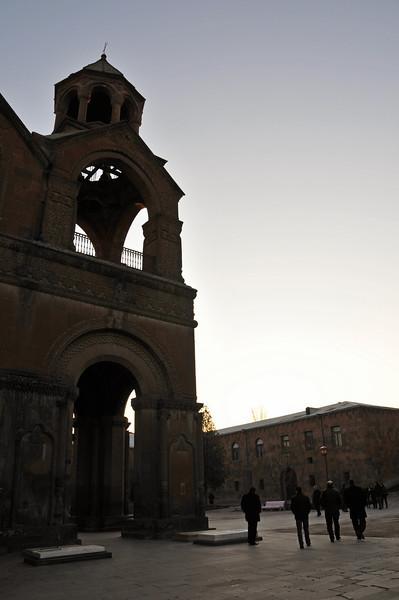 081214 0126 Armenia - Yerevan - Assessment Trip 03 - Church from 300 AD ~R.JPG