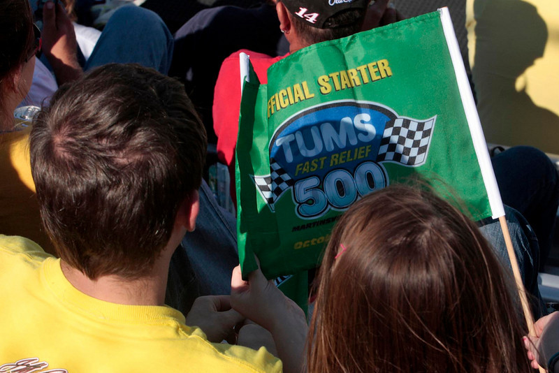 Tums Fast Relief 500 at Martinsville