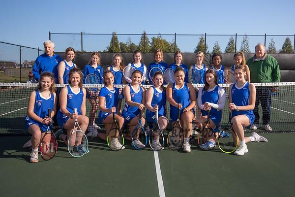 2021-4-14 WHS Girls Tennis Photo Day