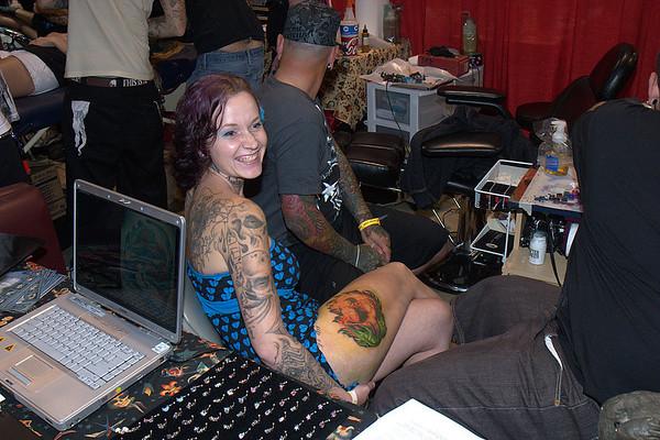 Miami Beach Tattoo Expo 2009