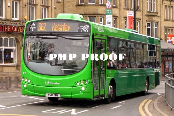 KEIGHLEY BUSES MARCH 2016