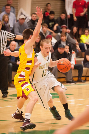 2014-01-21 Basketball vs Loyola