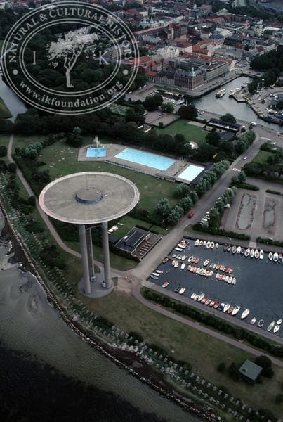 Landskrona water tower (1990) | PH.0133