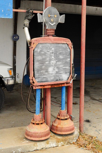 Radiator Man
