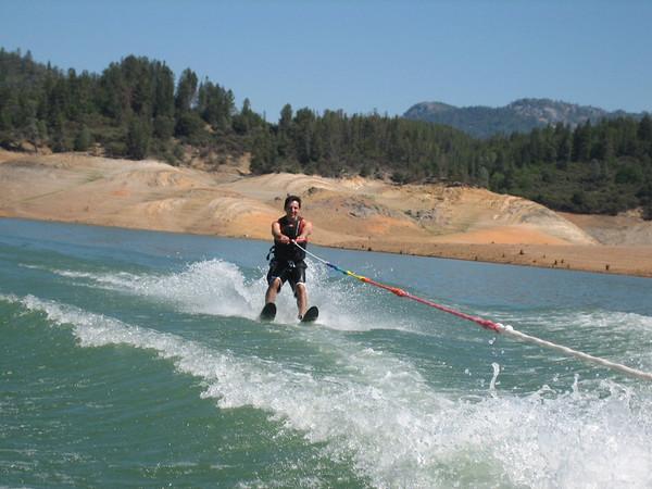 Shasta Wakeboarding (2007-09-01)