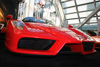 100th ANNUAL (?) LOS  ANGELES  AUTO  SHOW:  DECEMBER '06