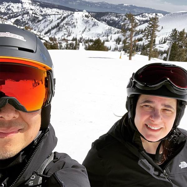 2019 - Squaw Valley Ski Trip