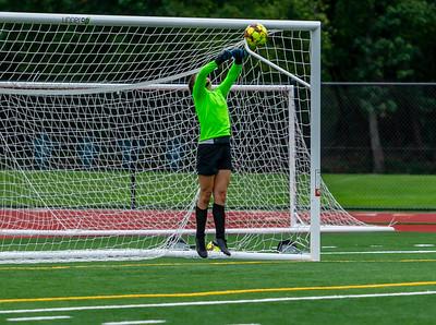 Set three, First half: Girls Varsity Soccer v University Prep, 09/14/2019