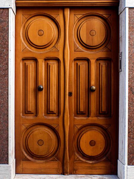 Doors in Lower Ostuni...La Città Bianca