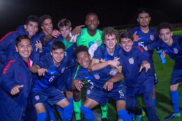 USA U17 v RUSSIA U18 16-10-2018