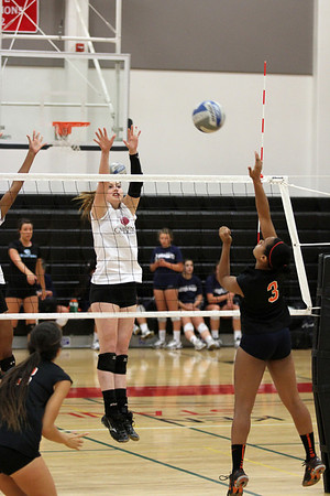 PCC Volleyball Spring Tournament