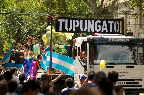 Vendimia Parade - Mendoza 2010
