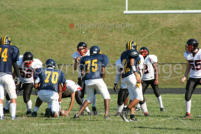 Gaithersburg vs Quince Orchard (JV) 2008