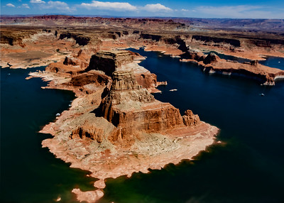 Lake Powell, Monument Valley, East Rim