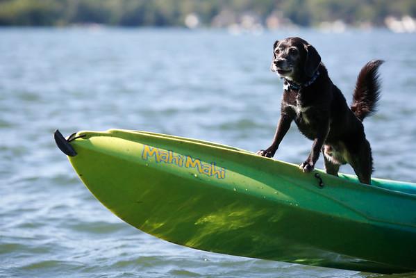 Fun at Pittsfield Lakes-082115